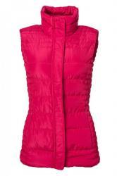 Dámska zateplená vesta O'STYLE 6527 pink