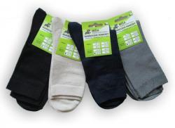 Dámske a pánske bambusové ponožky Míša