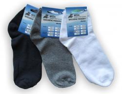 Dámske a pánske členkové ponožky míša