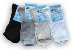 Dámske a pánske ponožky Míša classic