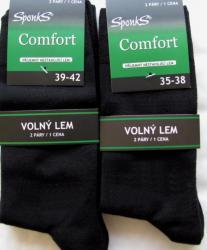 Dámske a pánske ponožky Sponks - 2 páry