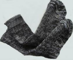 Dámske a pánske ponožky - zimné sibírky