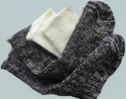 Dámske alebo pánske teplé ponožky Bapon