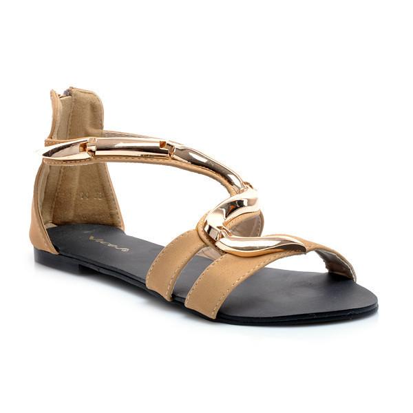 e74ffe86de84 Otázky k produktu Dámske béžové letné sandále Vices X646BE - (Tipy ...