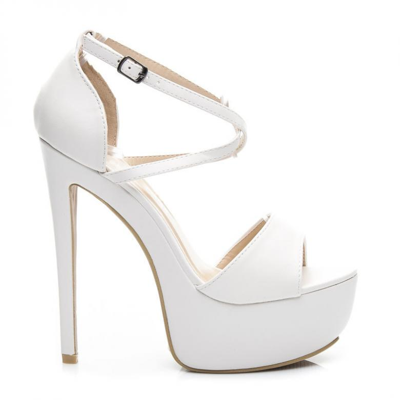 c7400b16bdd22 Otázky k produktu Dámske biele sandále KOI XD1WPU - Enrico Coveri ...
