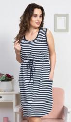 Dámske domáce šaty na ramínke Vienetta Secret Jana