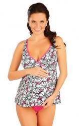 Dámske dvojdielne tehotenské plavky Litex 88441