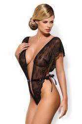 Dámske erotické body Obsessive Merossa teddy