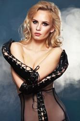 Dámske erotické rukavice 7-Heaven A0210