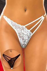 Dámske erotické tanga Softline collection 2271 black