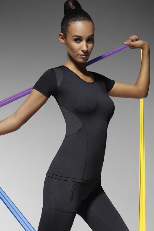 3f473286bd00 Dámske fitness tričko BasBleu Electra - Bas Bleu (dámske tričká ...