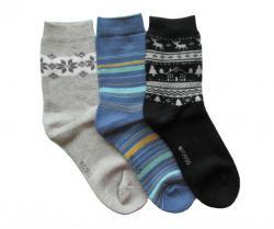 Dámske froté ponožky Auravia s termosložkou