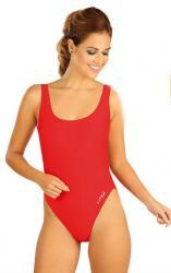 Dámske jednodielne plavky Litex 52515 červené