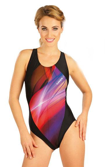 4794b97be6e Dámske jednodielne športové plavky Litex 52503 - Litex (Jednodielne ...