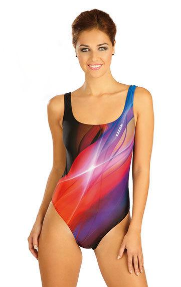 4ac59bb879e Dámske jednodielne športové plavky Litex 52504 - Litex (Jednodielne ...