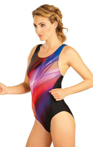 2df375f5293 Dámske jednodielne športové plavky Litex 52505 - Litex (Jednodielne ...