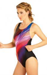 Dámske jednodielne športové plavky Litex 52505
