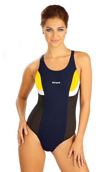 53e0554cb19 Dámske jednodielne športové plavky Litex 52512 - Litex (Jednodielne ...