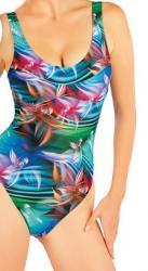 Dámske jednodielne športové plavky Litex 57462