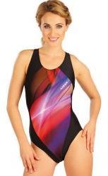 Dámske jednodielne športové plavky Litex 57482