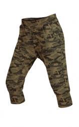Dámske kalhoty Litex 5B269 maskáč