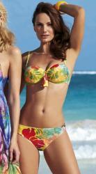 Dámske korzetové plavky Sunflair 71083