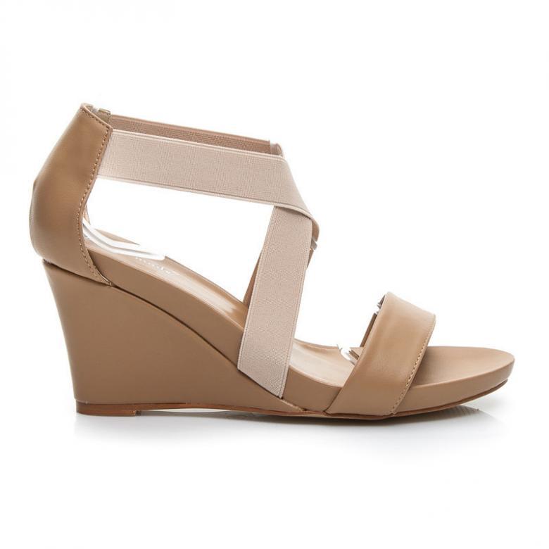4ab7948cf684 Otázky k produktu Dámske krémové sandále Super Mode 50026 - (Tipy na ...