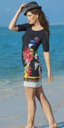 Dámske letné šaty Sunflair 23145