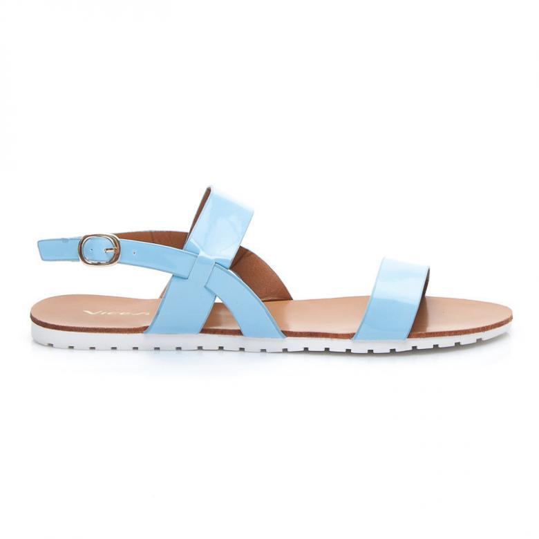 0e2fc970cbac Otázky k produktu Dámske modré sandále Vices A932BL - (Tipy na ...