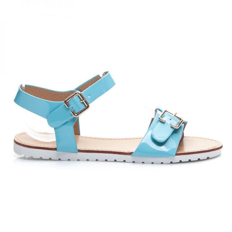 bcb6c8dc5eee Otázky k produktu Dámske modré sandále Vices SK52BL - (Tipy na ...
