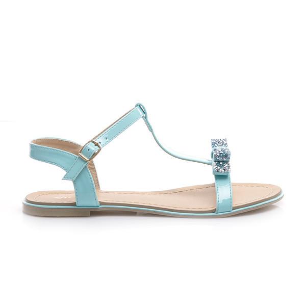 6e56c8050663 Tipy na Valentína. kód produktu  MPPRMB.U389BL. Dámske modré sandále Vices  U389BL