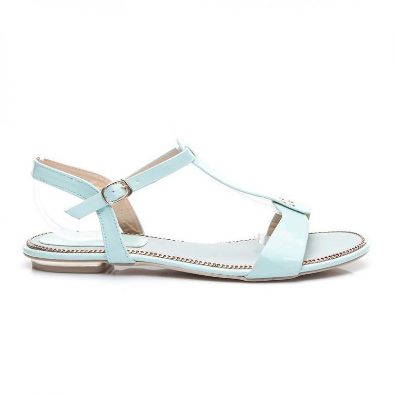 fe334e4503dc Otázky k produktu Dámske modré sandále Vices X647BL - (Tipy na ...