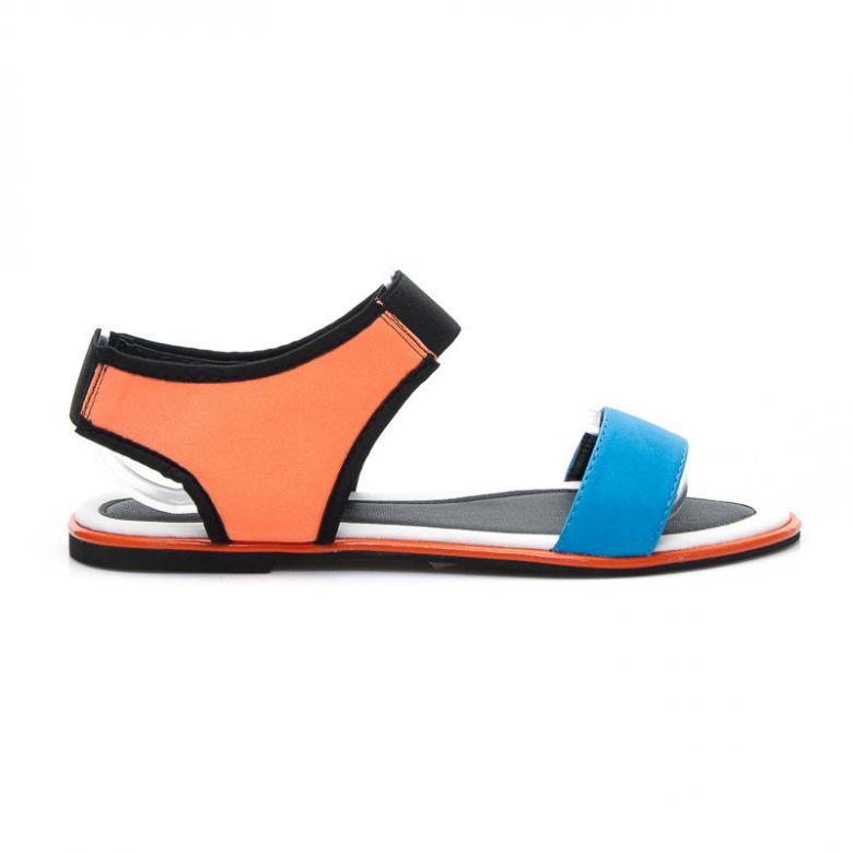 0937261f6c3c Otázky k produktu Dámske modré sandále Vices X775BL - (Tipy na ...