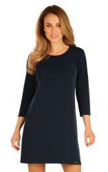 Dámske modré šaty Litex 60018