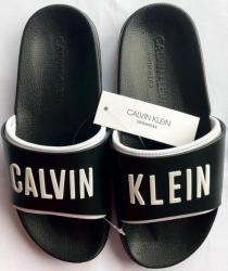 Dámské nazouváky Calvin Klein KW01372 černá