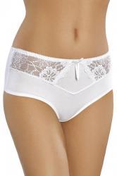 Dámske nohavičky Gabidar 160 biele