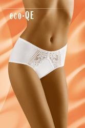 Dámske nohavičky Wolbar Eco-Qe biele