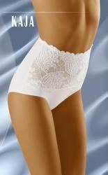 Dámske nohavičky Wolbar Kaja biele