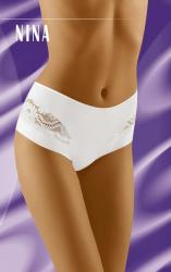 Dámske nohavičky Wolbar Nina biele