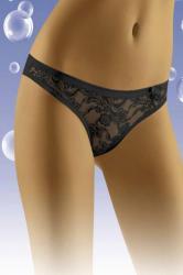 Dámske nohavičky Wolbar Pretty soft čierne