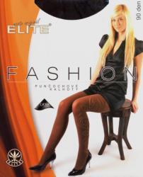 Dámske pančuchové nohavice Elite Jasna - plastický vzor