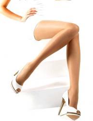 Dámske pančuchové nohavice Elite Šarlota so striebrom