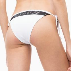 Dámske plavky Calvin Klein KW0KW00647 nohavičky bielej