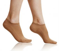 Dámske ponožky Bellinda 495917 FINE IN-SHOE SOCKS