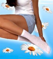 Dámske ponožky Novia A02 - 3 ks