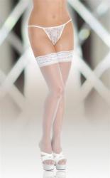 Dámské punčochy SoftLine kolekcia 5514 bílé