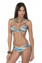 Dámske push-up plavky Magistral Rachel B995