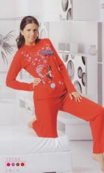 Dámske pyžamo CAPRICE 12155