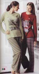 Dámske pyžamo CAPRICE 12188