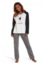 Dámske pyžamo Cornette 145/136 Lullaby